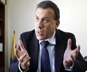 Roy Barreras en defensa del saliente viceministro Carlos Ferro