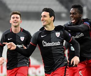 Ahtletic de Bilbao venció al Marsella como visitante con un golazo