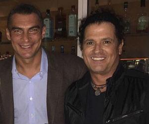 Faryd Mondragón y el premio que le entregó a Carlos Vives
