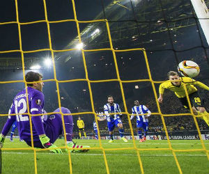 Borussia Dortmund hizo respetar su casa y derrotó al Porto
