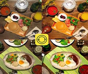 Foodie, la app con la que puedes fotografiar tu comida como un profesional