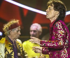 Los Rolling Stones se lucieron en el mítico Maracaná