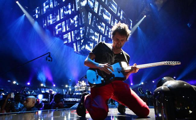 Muse tocará en el festival de Glastonbury