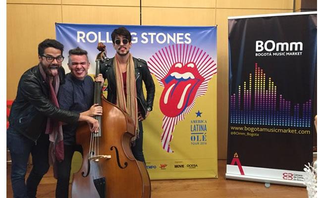 Rolling Stones: Diamante Eléctrico abrirá el show en Colombia