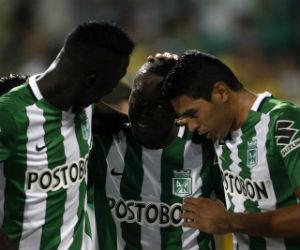 Atlético Nacional impuso su autoridad ante el Sporting Cristal