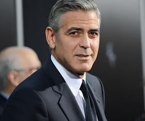 George Clooney ama sus arrugas y no necesita Botox