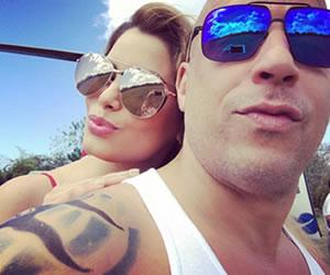 Ariadna Gutiérrez y Vin Diesel ya están juntos