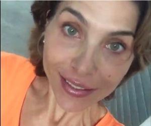 """Lorena Meritano: """"Estoy vivita y coleando"""""""