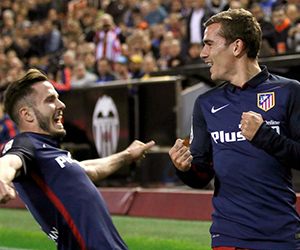 Atlético vs Valencia (3-1): Lo que usted no vio del triunfo 'colchonero'
