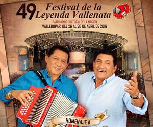 Festival Vallenato 2016 empieza actividades el 16 de abril