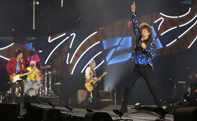 Los 'Rolling Stones' ya están en Bogotá