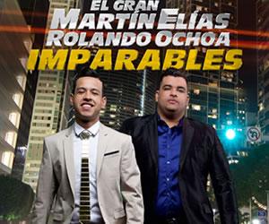 Martín Elías y Rolando Ochoa, imparables con 'Mi Ex'