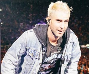 Adam Levine anuncia una importante noticia