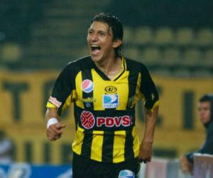 Sergio Herrera aportó un gol en el triunfo del Deportivo Táchira