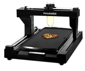 PancakeBot, la impresora que hace tus pancakes