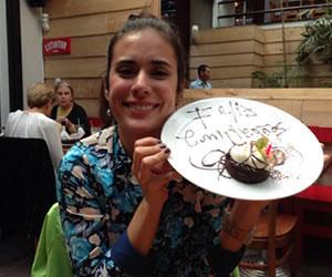 Carolina Ramírez confiesa que padeció de anorexia
