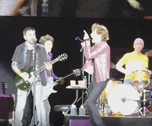 Juanes, la gran sorpresa de los Rolling Stones