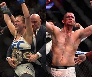 UFC 196: El evento más importante en la historia de la compañía