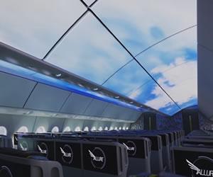 Aviones del futuro tendrán tecnología 3D