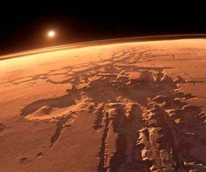 NASA revela video de Marte como nunca se ha visto