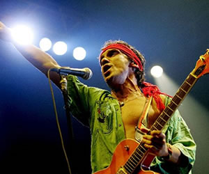 Manu Chao llega a Colombia