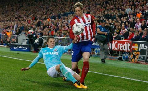 Atlético de Madrid ganó por penaltis y clasificó a cuartos de final