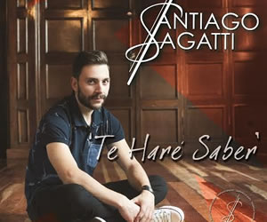 Santiago Sagatti presenta 'Te haré saber'
