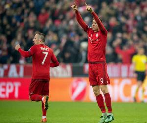 Bayern Múnich venció a la Juventus y accede a cuartos de final