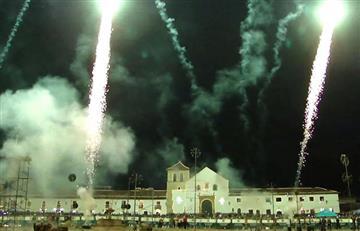 Festival de las luces en Villa de Leyva