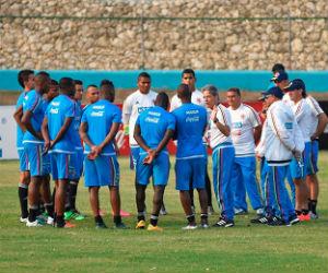 Selección Colombia Sub-23 empieza trabajos en Barranquilla