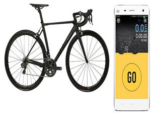 Xiaome crea primera bicicleta que mide tu actividad física