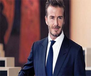 David Beckham reveló tener una adicción dolorosa