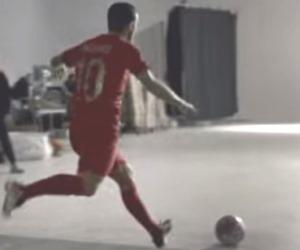 En vídeo: El 'gol' imposible de Eden Hazard