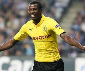 Adrián Ramos marcó gol en la victoria del Borussia Dortmund
