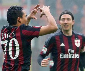 Carlos Bacca volvió al gol y le dio el empate al Milán