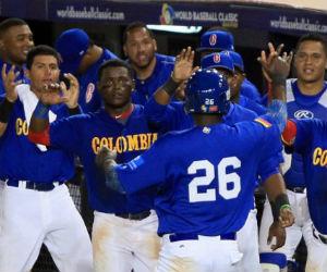 Colombia clasifica por primera vez al Clásico Mundial de Béisbol