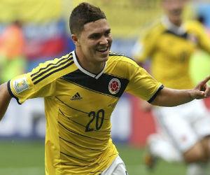 Juan Fernando Quintero no se cree la estrella de la Selección Colombia Sub 23