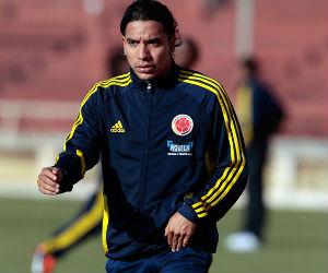 Selección Colombia: Dayro Moreno se toma confianza