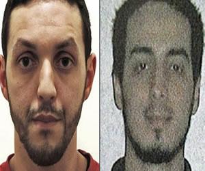 Bruselas: Estos serían los dos sospechosos de los atentados