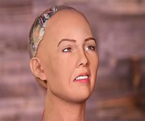 Sofía, el robot que promete destruir la humanidad