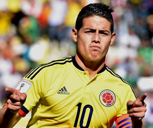 Colombia sí pudo con Bolivia