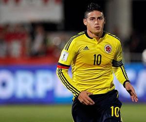 Selección Colombia: James Rodríguez y una motivación antes del partido