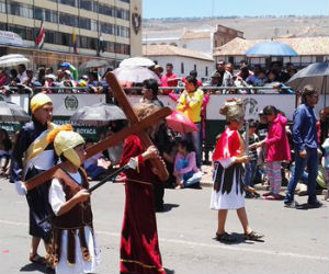 Colombia celebra la Semana Santa