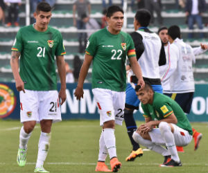 Selección Bolivia pierde 5 jugadores para duelo ante Argentina