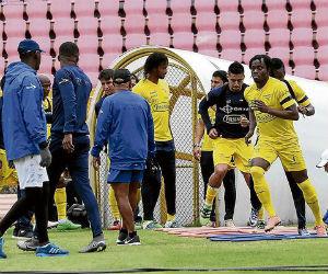 Selección Colombia: Ecuador llegó a Barranquilla para el partido con la 'Tricolor'