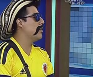 Selección Colombia: actuación de un boliviano imitando a un paisa genera polémica