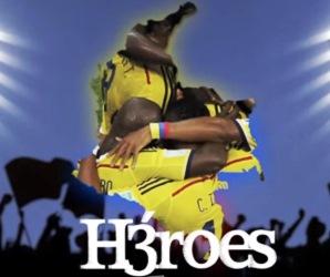 'Héroes', la canción para la Selección Colombia en la eliminatoria
