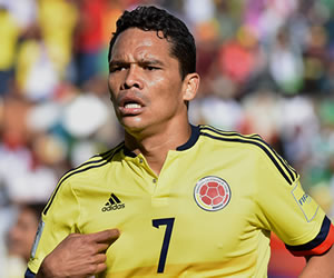 Colombia vs. Ecuador: Reviva los goles de Carlos Bacca y Sebastián Pérez