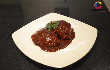 Pollo con salsa BBQ Joséphine