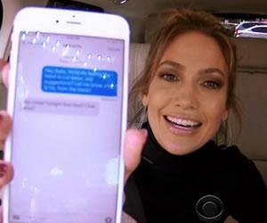 Jennifer López envió atrevido mensaje a Leonardo DiCaprio